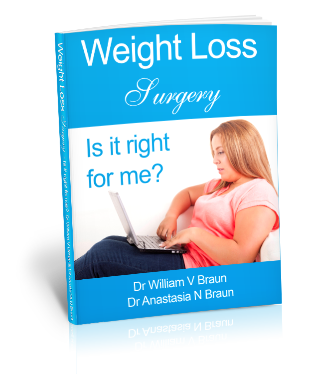 Weight loss surgery guide eBook to download