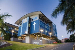 Holy Spirit Private Hospital Chermside QLD 4032- Front Entrance